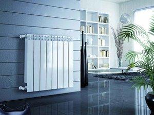 Виды радиаторов отопления Rifar