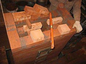 Как строится печь кузнецова