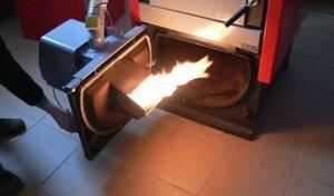 Из какого материала сделать горелку