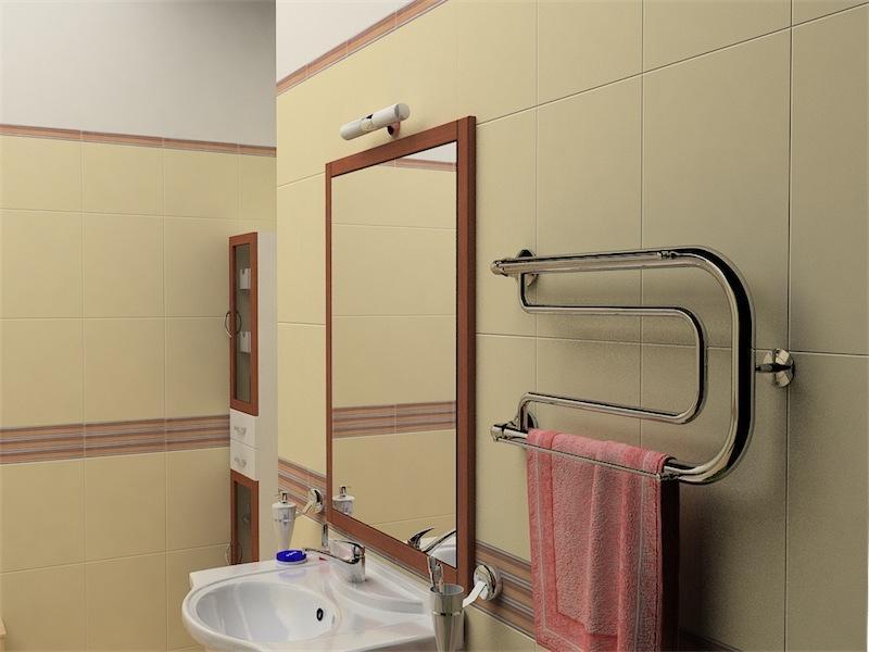Обязателен ли полотенцесушитель в ванной