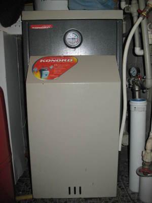 газовый котел конорд инструкция