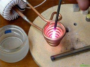 Как изготовить самодельный индукционный нагреватель своими руками
