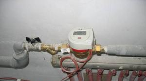 Счетчики отопления для квартиры цена