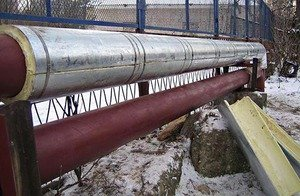 Теплоизоляция необходима для защиты труб от воздействия внешней среды и теплопотерь