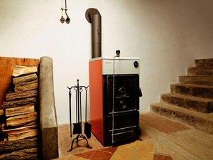 Твердотопливный котел для отопления частного дома