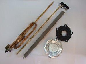 Электротены для нагрева воды с терморегулятором