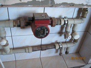 Водоснабжение и канализация в доме