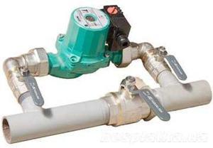 Подобрать циркуляционный насос для системы отопления