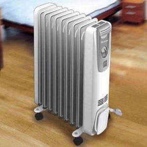 Масляные батареи отопления электрические