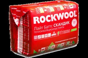 лайт баттс rockwool скандик