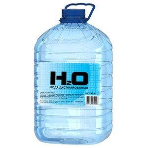 Дистиллированная вода в системе отопления