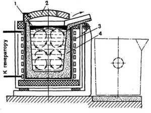 Схема индукционной плиты своими руками фото 206