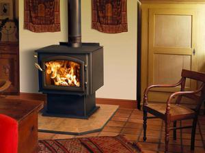 Чугунные печи камины для дома способны быстро нагреть воздух в помещении