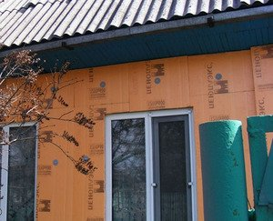 Какую штукатурку короед выбрать для отделки фасада