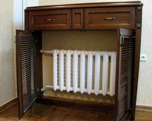Решетка для радиатора отопления