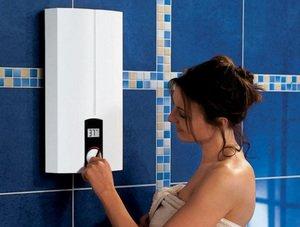 Установка водонагревателя накопительного своими руками