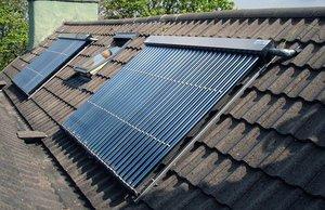 цены на солнечные коллекторы для отопления дома