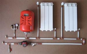 Как правильно сделать систему отопления своими силами
