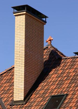 Кирпич на дымоходы чем можно декорировать дымоход