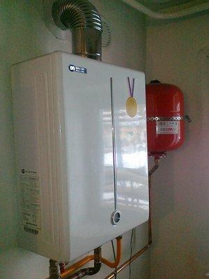 Правила установки газовых котлов в частном доме