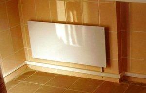 Панель отопление на инфракрасном излучении