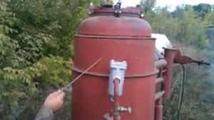 Виды газогенераторов