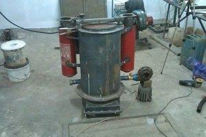 Как можно сделать газогенератор
