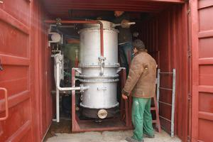 izgotovlenie gazogeneratora - Устройство газогенератора на дровах своими руками