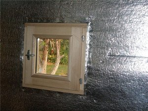 Утепление стен в бане изнутри своими руками