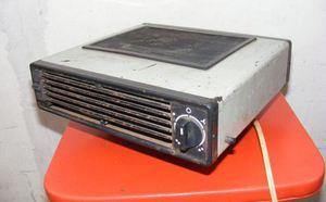 Тепловентилятор - это самый простой вариант электрообогреателя.