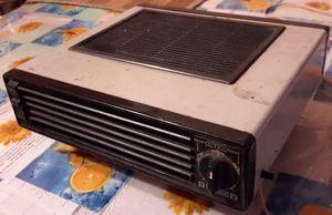 Электротепловентилятор с функцией обогрева Ветерок