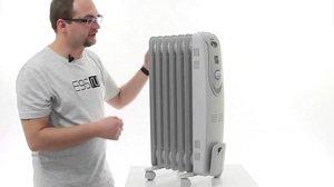 Электрические обогреватели для дома