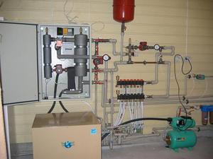 Энергия земли для отопления дома