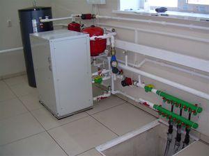 Тепловой насос геотермального типа подойдет для частного дома, расположенного в любой климатической зоне.