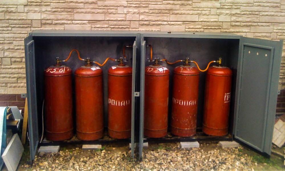 Котлы на сжиженном газе