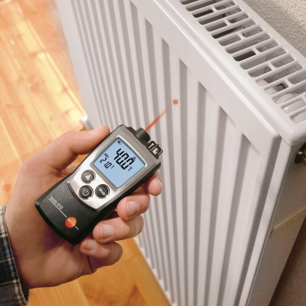 Определение температуры теплоносителя