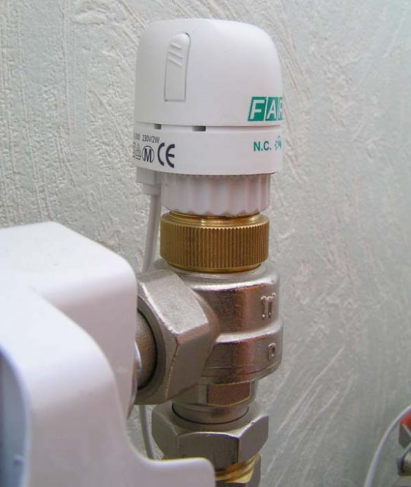 Камера с газовой смесью