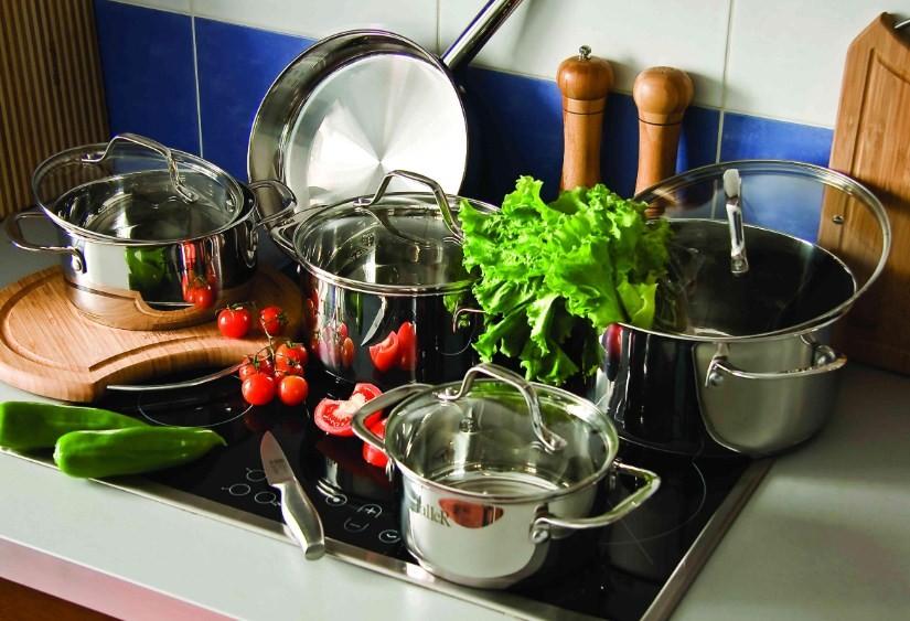 Как быстро почистить посуду