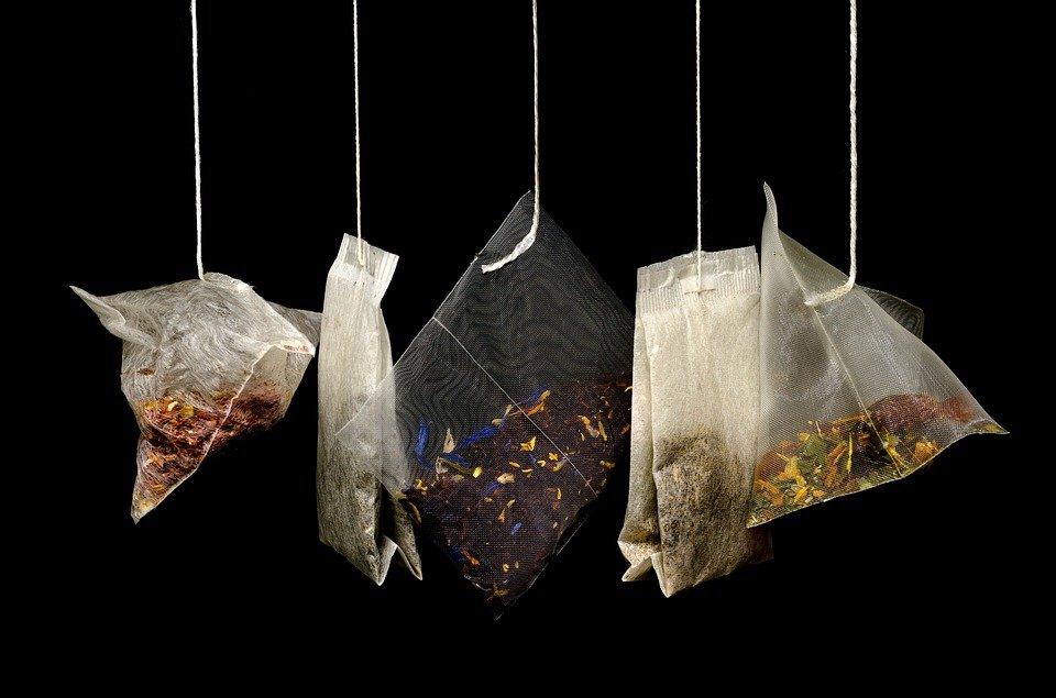 7 причин не выбрасывать использованный чайный пакетик