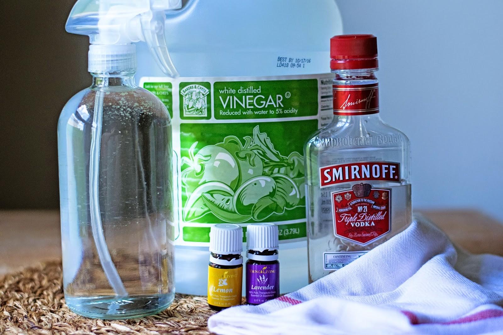 6 необычных и полезных вариантов применения водки в быту