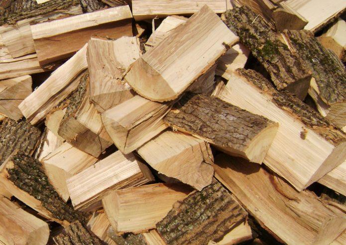 Ясеневые дрова